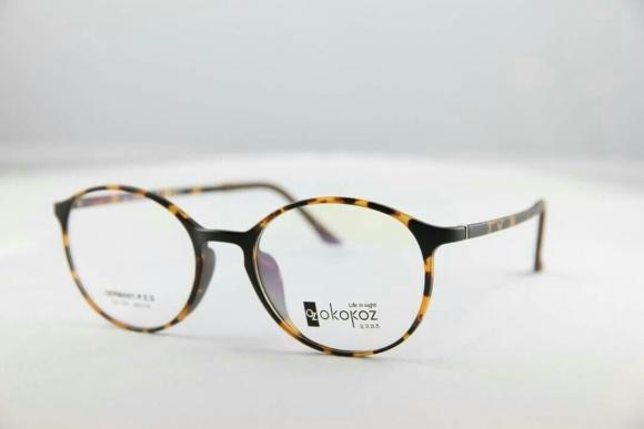 Okokoz Glass Optical glasses Germany P.E.S OZ - 103 Okokoz Stripe Frame