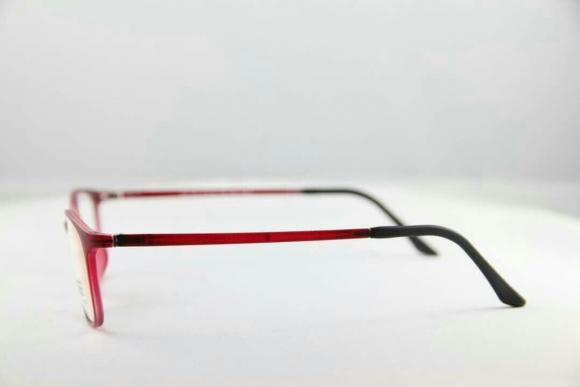 Okokoz Glass Optical glasses Germany P.E.S OZ - 104 Okokoz Red Frame