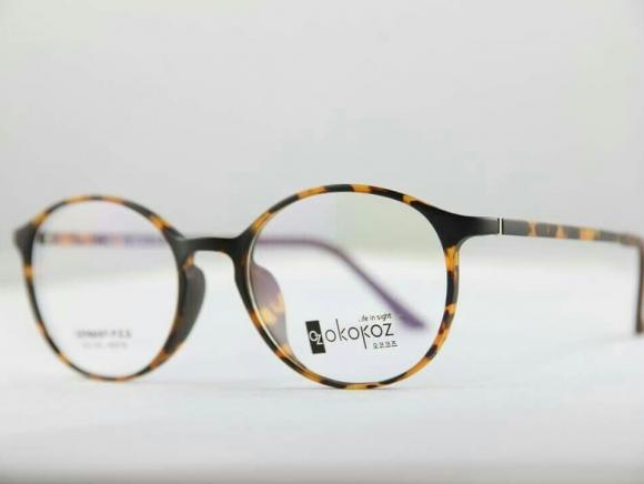 Okokoz Glass Optical glasses Germany P.E.S OZ - 101 Okokoz Stripe Frame
