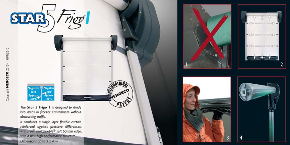 Star 5 Frigo 1 -10°C(-30°C)