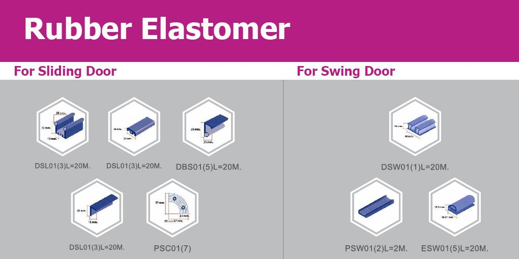 Rubber Elastomer