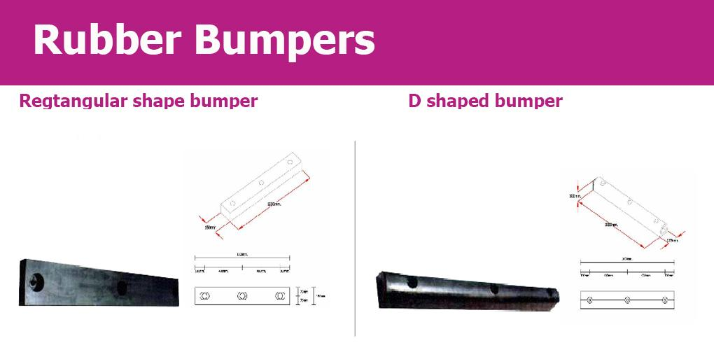 Rubber Bumpers