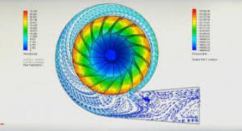 FLOWORK CFD Analysis