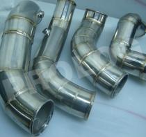 Titanium Inlet Pipe / ท่อไอดีไทเทเนียม