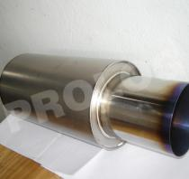 Titanium Muffler / ปลายท่อรถไทเทเนียม