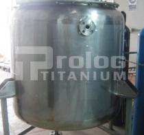 Titanium Mix Vessel / ถังผสมไทเทเนียม
