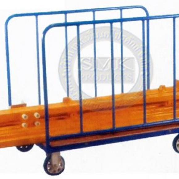 SHEETTUBE CARRYING TROLLEY