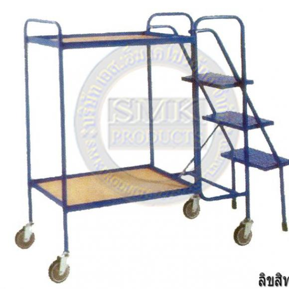 STAINLESS TROLLEY