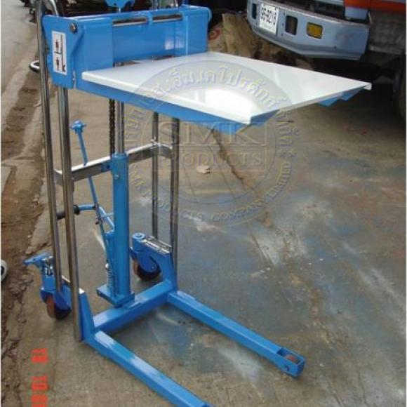 MANUAL HYDRAULIC STACKERS SEMI-AUTO STACKERS